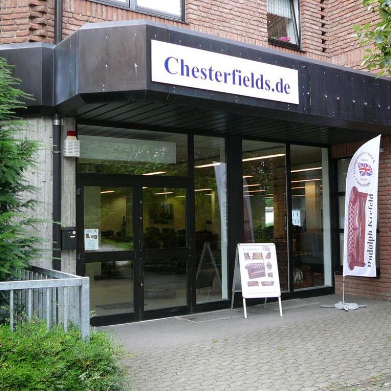 Chesterfield-Shop in Krefeld-Linn